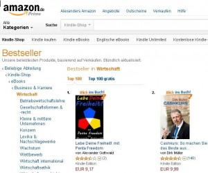 Lebe Deine Freiheit Platz 1 Wirtschaft Amazon Dirk Müller Cashkurs