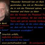 Penta Freedom Lebe Deine Freiheit Rezension Norbert Bartl